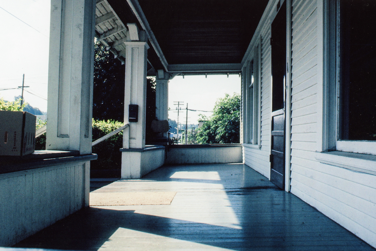 Berry House Porch