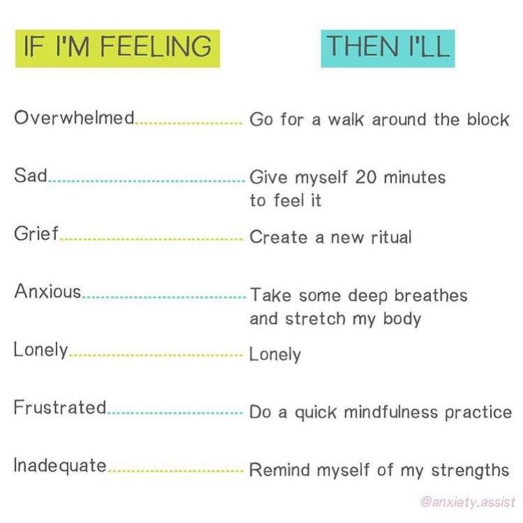 If I'm feeling